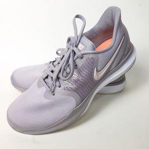 EUC Nike Training In Season TR8 Comfort Footbed, 9